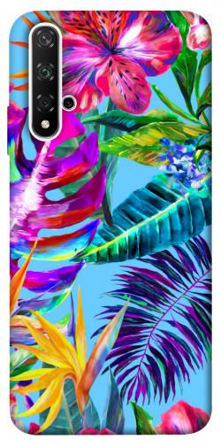 Чехол itsPrint Watercolor flowers для Huawei Honor 20 / Nova 5T