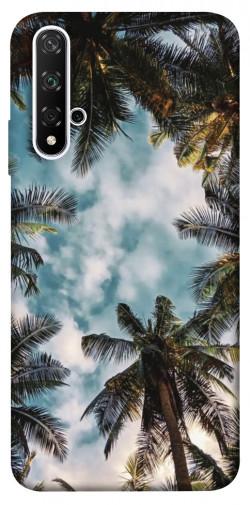Чехол itsPrint Coconut palms для Huawei Honor 20 / Nova 5T