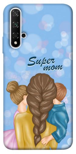 Чехол itsPrint Super mommy для Huawei Honor 20 / Nova 5T