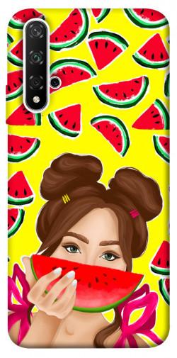 Чехол itsPrint Watermelon girl для Huawei Honor 20 / Nova 5T