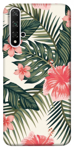Чехол itsPrint Tropic flowers для Huawei Honor 20 / Nova 5T