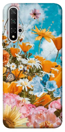 Чехол itsPrint Летние цветы для Huawei Honor 20 / Nova 5T