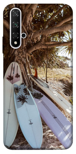Чехол itsPrint Surfboards для Huawei Honor 20 / Nova 5T