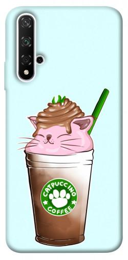 Чехол itsPrint Catpuccino для Huawei Honor 20 / Nova 5T