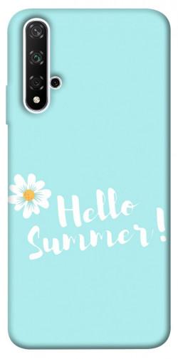 Чехол itsPrint Привет лето для Huawei Honor 20 / Nova 5T