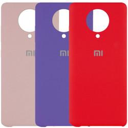 Чехол Silicone Cover (AAA) для Xiaomi Redmi K30 Pro / Poco F2 Pro