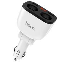 АЗУ Hoco Z28 (2 разъема/2USB/3.1A)