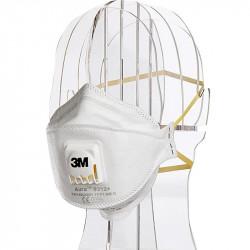 Респиратор маска 3М Aura 9312+ (FFP1) с клапаном выдоха