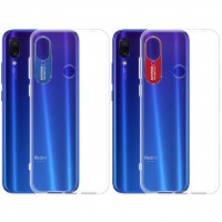 TPU чехол Epic clear flash для Xiaomi Redmi 7