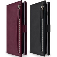 Чехол книжка Molan Cano Zipper Bestie bag для Samsung Galaxy Note 10