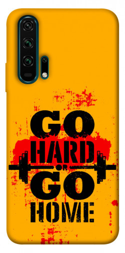 Чехол itsPrint Go hard для Huawei Honor 20 Pro