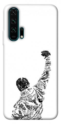 Чехол itsPrint Rocky man для Huawei Honor 20 Pro