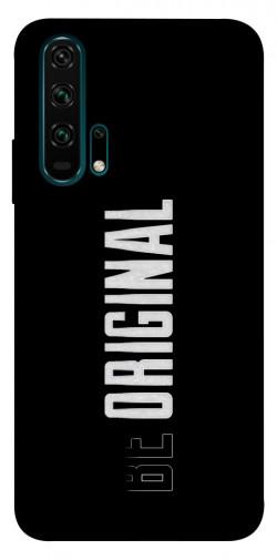 Чехол itsPrint Be original для Huawei Honor 20 Pro