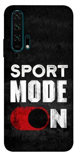 Чехол itsPrint Sport mode on для Huawei Honor 20 Pro