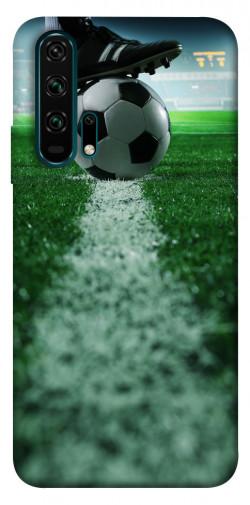 Чехол itsPrint Футболист для Huawei Honor 20 Pro