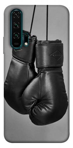 Чехол itsPrint Черные боксерские перчатки для Huawei Honor 20 Pro