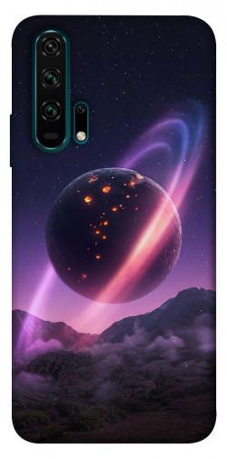 Чехол itsPrint Сатурн для Huawei Honor 20 Pro