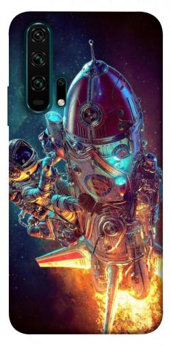 Чехол itsPrint Космический корабль для Huawei Honor 20 Pro
