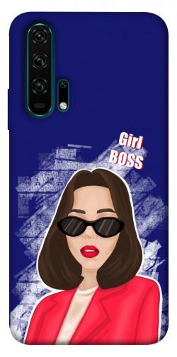 Чехол itsPrint Girl boss для Huawei Honor 20 Pro