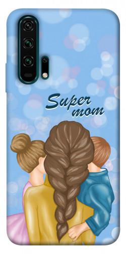 Чехол itsPrint Super mommy для Huawei Honor 20 Pro