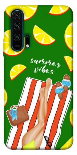 Чехол itsPrint Summer girl для Huawei Honor 20 Pro
