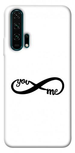 Чехол iPrint You&me для Huawei Honor 20 Pro