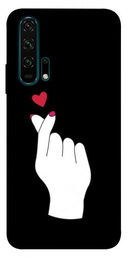 Чехол iPrint Сердце в руке для Huawei Honor 20 Pro