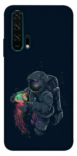Чехол itsPrint Walk in space для Huawei Honor 20 Pro