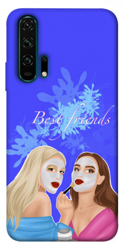 Чехол itsPrint Best friends для Huawei Honor 20 Pro