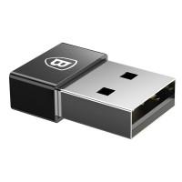 Переходник Baseus Exquisite USB Male to Type-C Female (CATJQ-A01)