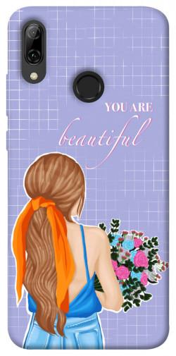 Чехол itsPrint You are beautiful для Huawei P Smart (2019)