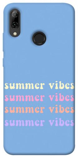 Чехол itsPrint Summer vibes для Huawei P Smart (2019)