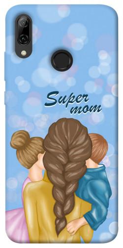 Чехол itsPrint Super mommy для Huawei P Smart (2019)