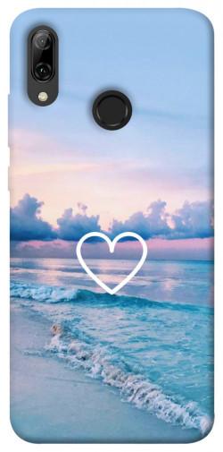 Чехол itsPrint Summer heart для Huawei P Smart (2019)