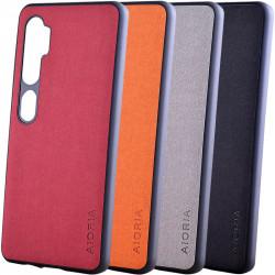 Чехол AIORIA Textile PC+TPU для Xiaomi Mi Note 10 / Note 10 Pro / Mi CC9 Pro