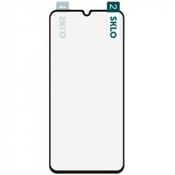 Гибкое защитное стекло SKLO Nano (тех.пак) для Xiaomi Redmi 9 / Poco M3 / Note 9 4G / Redmi 9T