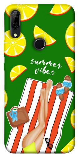 Чехол itsPrint Summer girl для Huawei P Smart Z