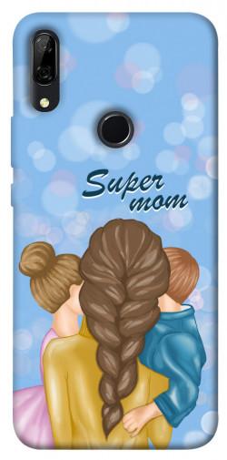 Чехол itsPrint Super mommy для Huawei P Smart Z
