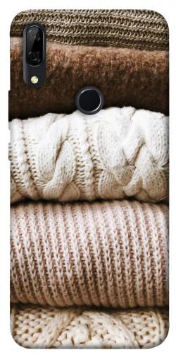 Чехол itsPrint Knitted aesthetics для Huawei P Smart Z