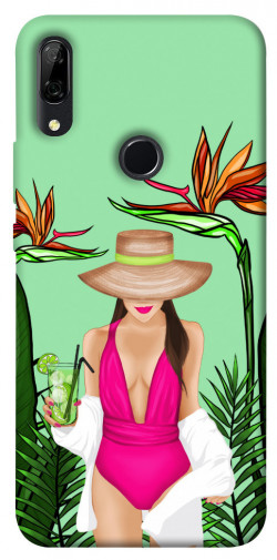 Чехол itsPrint Tropical girl для Huawei P Smart Z