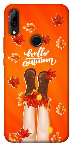 Чехол itsPrint Hello autumn для Huawei P Smart Z