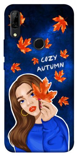 Чехол itsPrint Cozy autumn для Huawei P Smart Z