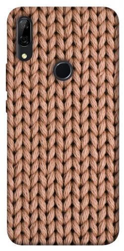 Чехол itsPrint Knitted texture для Huawei P Smart Z