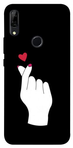 Чехол iPrint Сердце в руке для Huawei P Smart Z