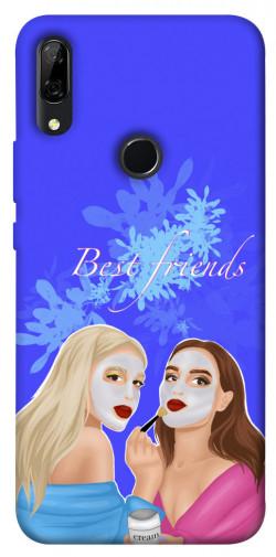 Чехол itsPrint Best friends для Huawei P Smart Z