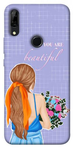 Чехол itsPrint You are beautiful для Huawei P Smart Z