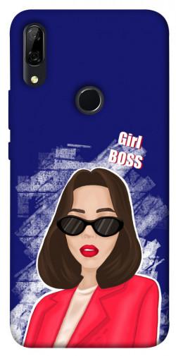 Чехол itsPrint Girl boss для Huawei P Smart Z