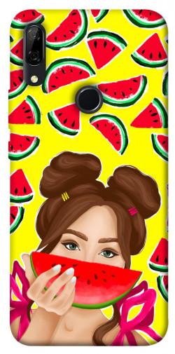 Чехол itsPrint Watermelon girl для Huawei P Smart Z