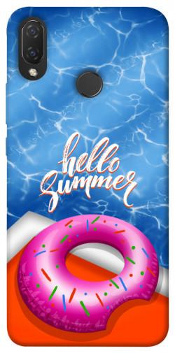 Чехол itsPrint Hello summer для Huawei P Smart+ 2019