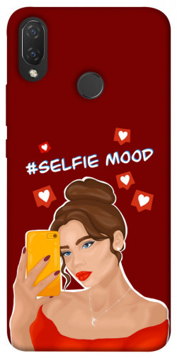 Чехол itsPrint Selfie mood для Huawei P Smart+ 2019
